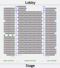 Branson Famous Theatre Seating Chart Branson The Duttons
