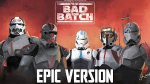 Star Wars: Vode An x Bad Batch Theme ...
