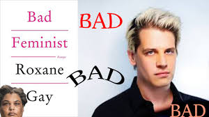feminism roxane gay bad feminist essays book review