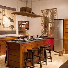 Cabinet And Lighting Remarkable Asian Kitchen Design With Cabinet And Lighting Kitchen
