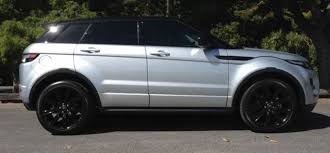 Range Rover Evoque TD4 Black Design Edition 2014 new car review ...