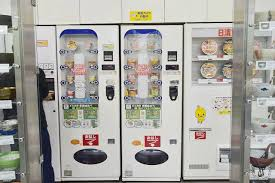 Cup Noodle Vending Machine New Personalized Cup Noodles At Momofuku Ando Instant Ramen Museum