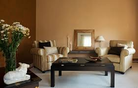 minimalism works best with earthy tones