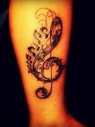 100 ear tattoos for men inner and outer design ideas. 32 Cool Music Note Tattoo Ideas Music Notes Tattoo Music Tattoo Designs Music Note Tattoo