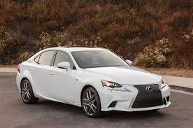 Lexus Adds Turbo Is Luxury Sedan For Top News Vehicle
