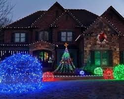 outdoor lighting balls. LED Light Balls - Unique Outdoor Holiday Decor Lighting