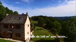 Ancienne Ferme La Vente Nord Aveyron Immobilier Youtube