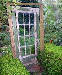 attractive old door garden decor 14 diy ideas for your garden decoration old doors gates and
