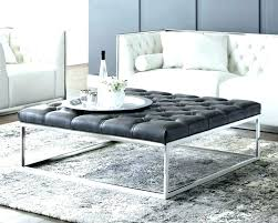 White leather coffee tables Modern Oversized Ottoman Coffee Tables Fascinating Oversized Ottoman Tray Outstanding Oversized Ottoman Coffee Buimocretreinfo Oversized Ottoman Coffee Tables Grey Oversized Ottoman Coffee Table