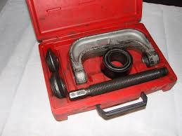 ball joint press kit. mac tools ball joint u press puller installer with box #bj7025h heavy duty\u2026 kit