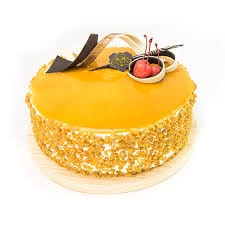 Buy Butter Scotch Cake Half Kg Online In Bangalore Order Butter