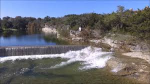 There are tables, bbq pits, playscapes and miles of walkways. San Gabriel River Georgetown Tx Drone Footage Youtube