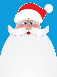 santa claus face images. Exellent Claus Santa Claus Face Illustation Free Vector In Face Images P
