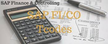 T Code To Display Chart Of Accounts In Sap Sap Fi Tcodes Sap Co Transaction Codes Finance And
