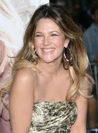 Drew Barrymore Green Gold Dress Earrings
