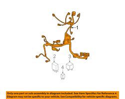 chrysler oem engine control module ecm pcu pcm wiring harness chrysler oem engine control module ecm pcu pcm wiring harness 4794468ac