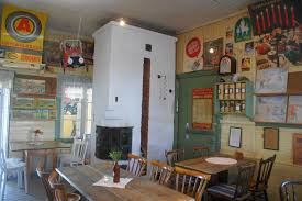 Shabby Chic Café In Schweden Shabbylantliv