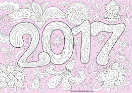 Small Picture New Year Coloring Page New Year Party Colouring Page nebulosabarcom