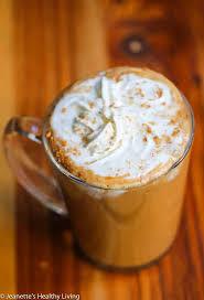 skinny pumpkin e latte recipe