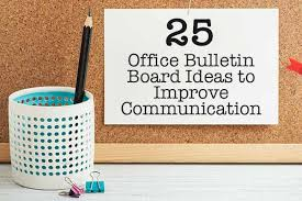 office board ideas. Office Board Ideas E