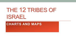 12 Tribes Of Israel Month Chart 12 Tribes Of Israel History Charts Maps
