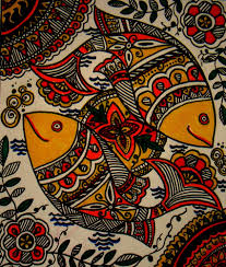 painting style indian folk art