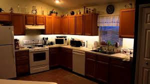 kitchen counter lighting ideas.  Counter Led Kitchen Cabinet Lights With Regard To LED Lighting Under DIY YouTube  Plan 1 Counter Ideas
