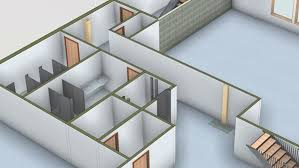 Office plan interiors Big Roomsketcher Revit Professional Office Interior Design