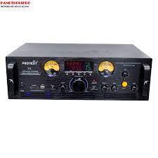 AMPLY NHÀ YẾN 1200 LOA PRONEST P8 - Dàn âm thanh