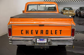 1972 Chevrolet C10 for sale #1968167 - Hemmings Motor News