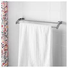 IKEA towel rack and suitable bathroom towel hanging ideas and