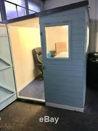 Decking Garden Shed Office Potting Shed Summer House Fully Lined In Duck Egg Blue Google Plus Garden Shed Office Potting Shed Summer House Fully Lined In Duck