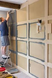 wall board ideas paneled wall that covers up textured walls bathroom wall paneling ideas
