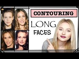 long slim faces part 6 contouring