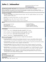 Information Security Analyst Resume Igniteresumes Com