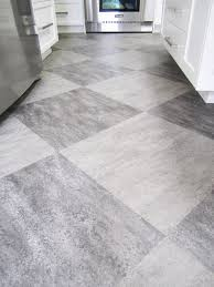 Floor Linoleum For Kitchens Harlequin Tile Floors Harlequin Of Grey On Grey Tiles Is Used