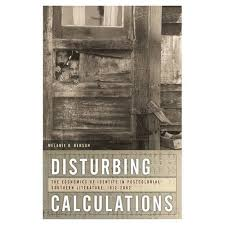 Disturbing Calculations - (New Southern Studies) By Melanie Benson Taylor  (Paperback) : Target