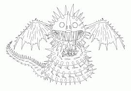30 Free How To Train Your Dragon Coloring Pages How To Train Your