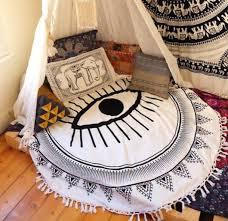 Aztec, Bedroom, Bohemian, Boho, Decoration, Dream, Dream House, Eye