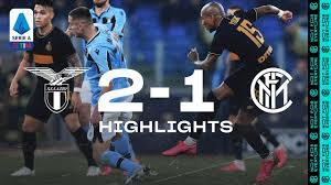 LAZIO 2-1 INTER | HIGHLIGHTS | Ashley Young's first goal is not enough...  ⚫🔵 - YouTube