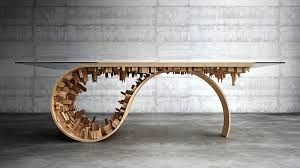 unusual dining furniture. 3d dining table design unusual furniture n