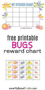 Printable Reward Charts Printable Reward Charts Toddler