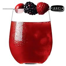 chopin red wine l vodka l