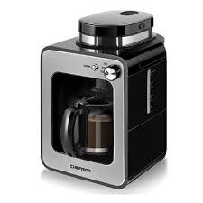 150 watt electric coffee grinder; Chefman Grind And Brew 4 Cup Compact Countertop Coffee Maker And Grinder For Beans Or Grounds Stainless Steel Coffee Maker Single Cup Coffee Maker Coffee Brewing