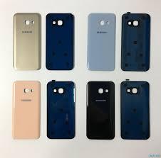For Samsung Galaxy A5 A3 A7 2017 <b>Case Metal Aluminum Bumper</b> ...