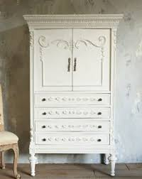 antique furniture armoire. whitearmoirefurniturewith4drawersandiron antique furniture armoire