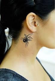 паук в психологии значение татуировка паук