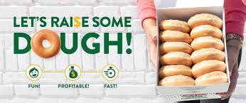 Krispy Kreme Fundraiser Profit Chart 2019 Krispy Kreme Fundraising