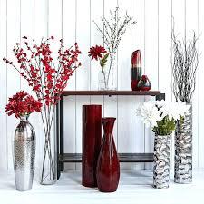 decorate glass vases transpa cylinder vase tall