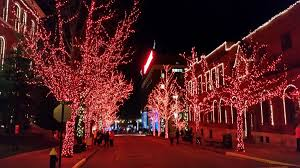 Anheuser Busch Holiday Lights St Louis Brewery Christmas Lights And Free Beer Dang